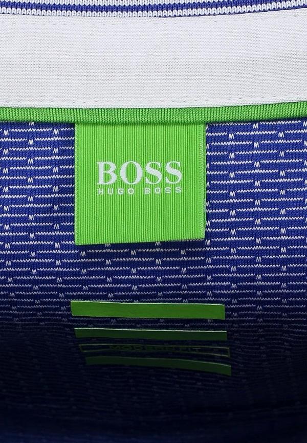 Мужские поло Boss Green 50259753: изображение 4