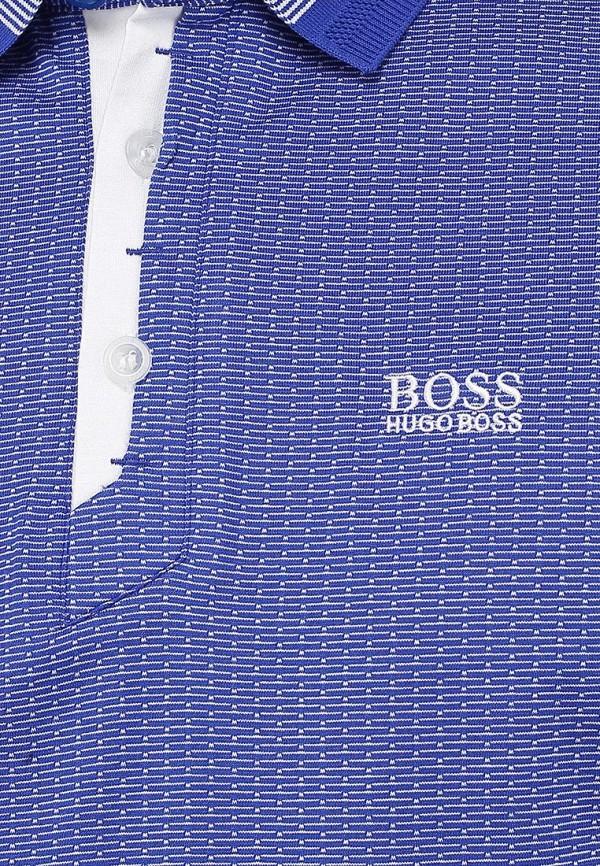 Мужские поло Boss Green 50259753: изображение 10