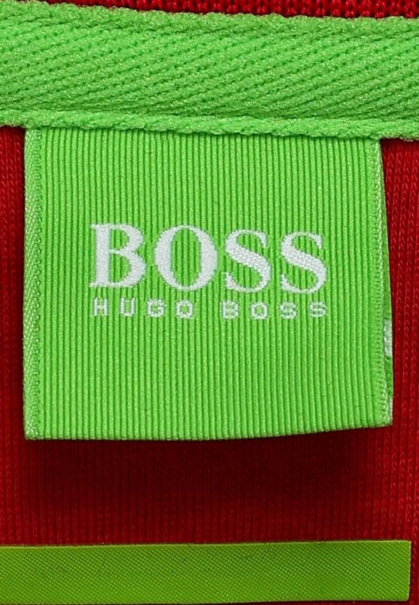 Мужские поло Boss Green 50259810: изображение 4