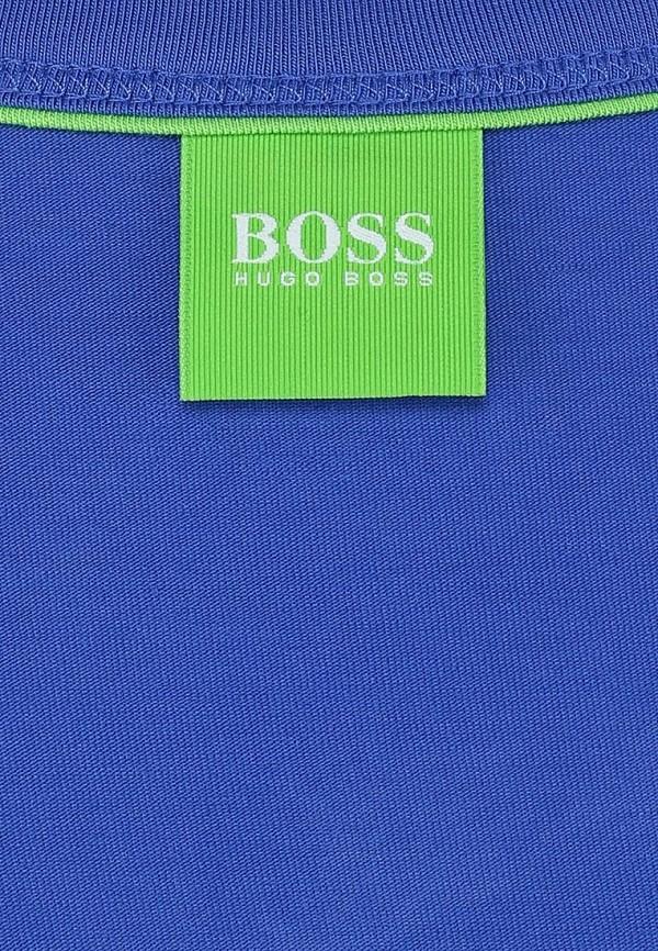 Футболка с коротким рукавом Boss Green 50259685: изображение 4