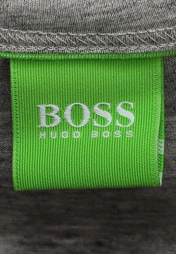 Футболка с коротким рукавом Boss Green 50245195: изображение 5