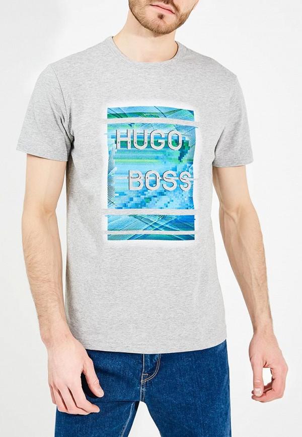Футболка Boss Hugo Boss Boss Hugo Boss BO984EMAHRV9 футболка запорожец sharik grey