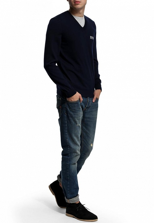 Пуловер Boss Green 50274135: изображение 9