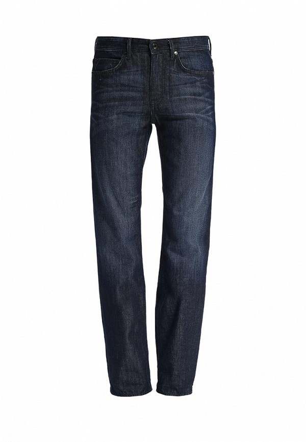 Мужские прямые джинсы Boss Green 50270818: изображение 1