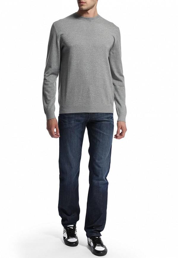 Мужские прямые джинсы Boss Green 50270818: изображение 5