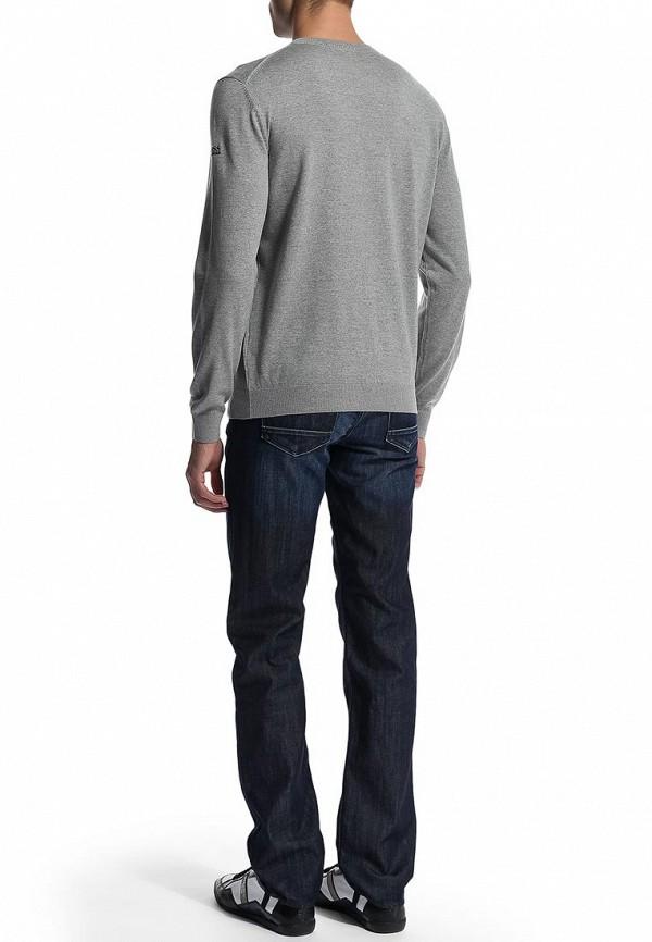 Мужские прямые джинсы Boss Green 50270818: изображение 7