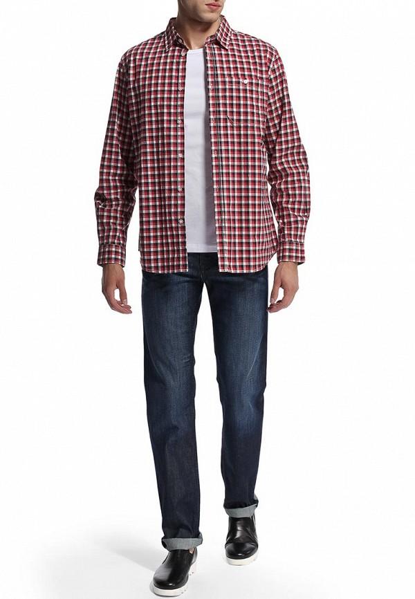 Мужские прямые джинсы Boss Green 50270818: изображение 9