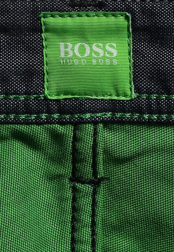Мужские прямые джинсы Boss Green 50270818: изображение 13