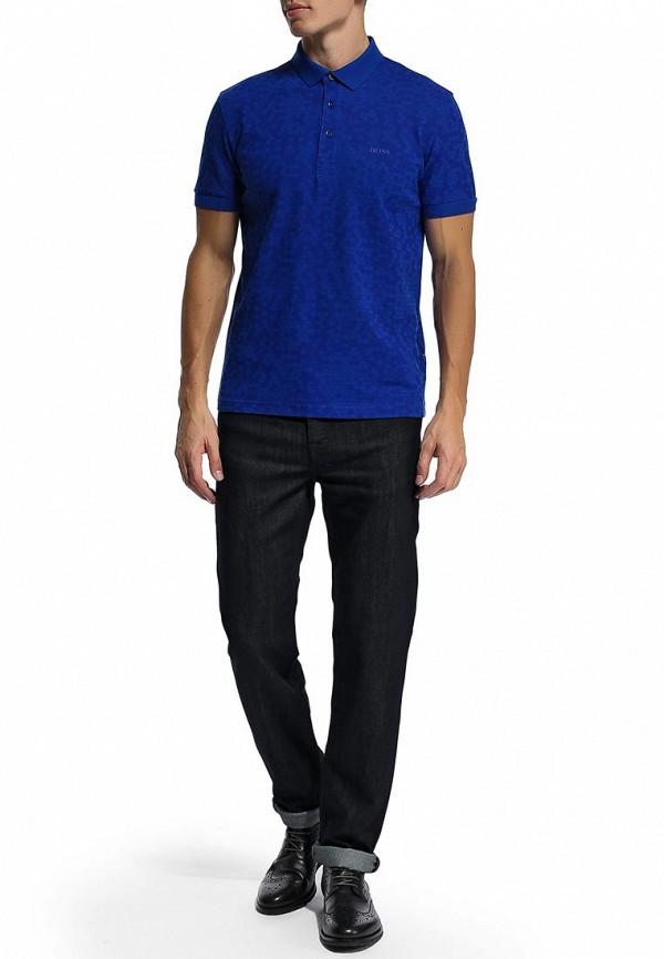 Мужские прямые джинсы Boss Green 50270820: изображение 5