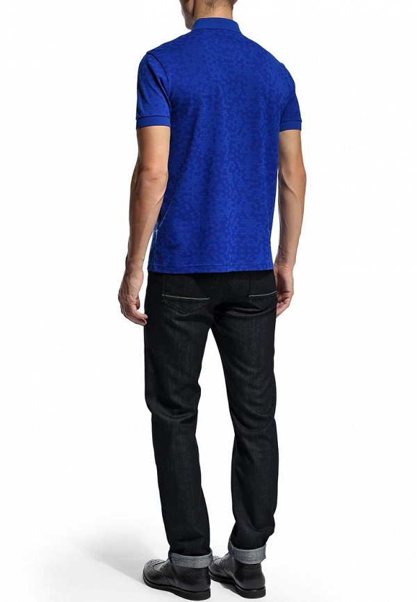 Мужские прямые джинсы Boss Green 50270820: изображение 7