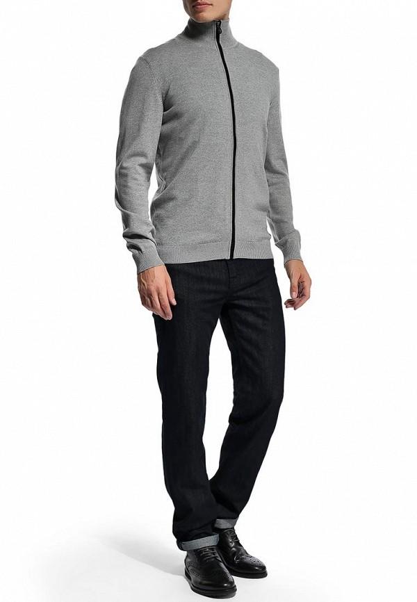 Мужские прямые джинсы Boss Green 50270820: изображение 9