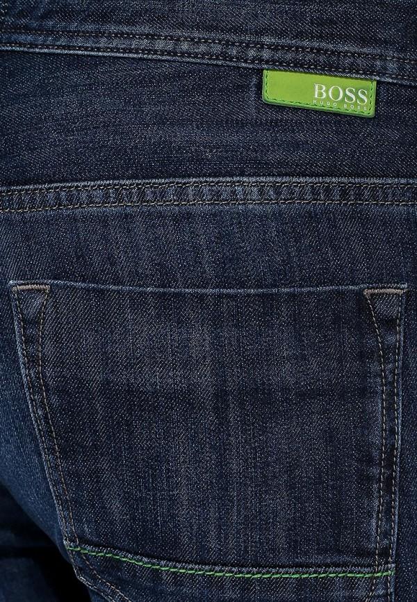 Мужские прямые джинсы Boss Green 50270730: изображение 3