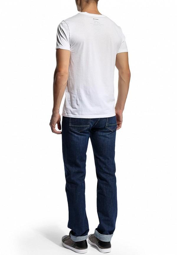 Мужские прямые джинсы Boss Green 50270730: изображение 7