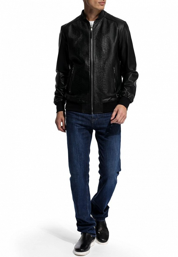 Мужские прямые джинсы Boss Green 50270730: изображение 9