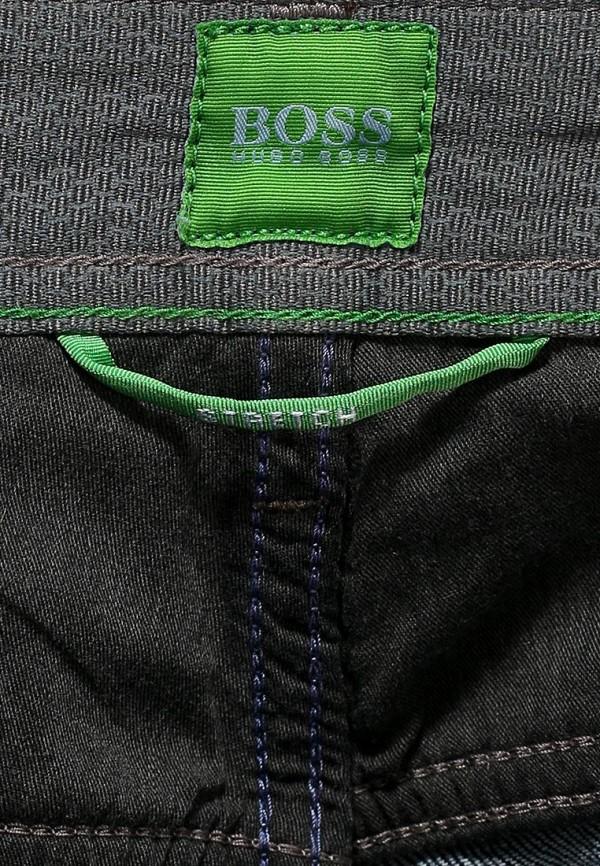 Мужские прямые джинсы Boss Green 50270730: изображение 13