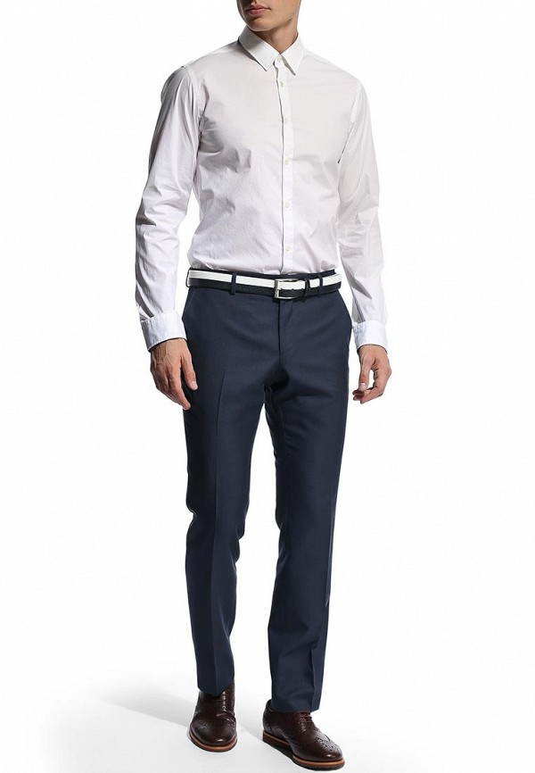 Рубашка с длинным рукавом Boss Green 50271369: изображение 5