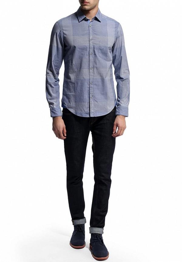 Рубашка с длинным рукавом Boss Green 50271340: изображение 6
