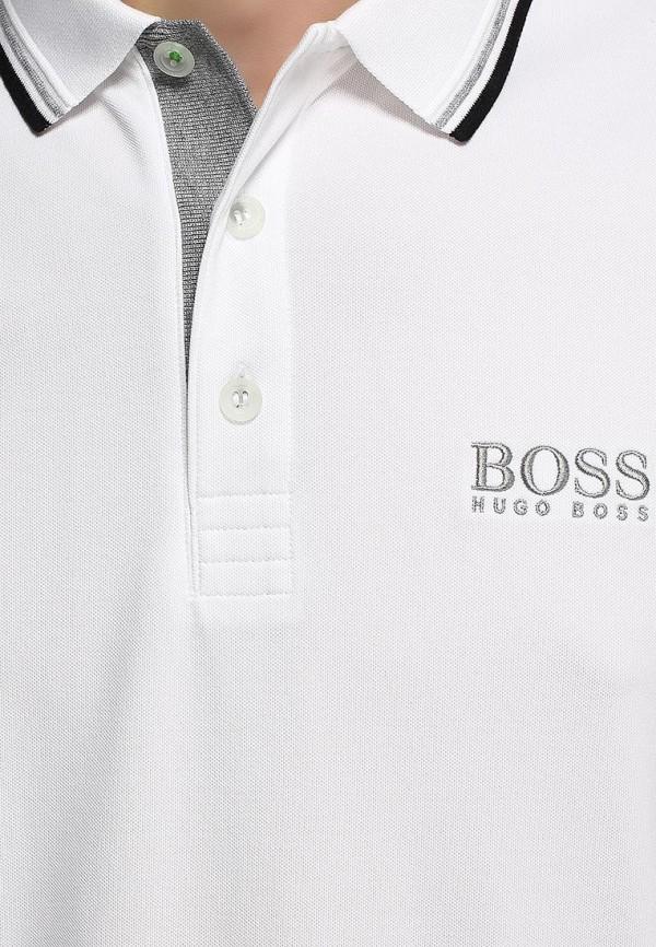 Мужские поло Boss Green 50260312: изображение 7