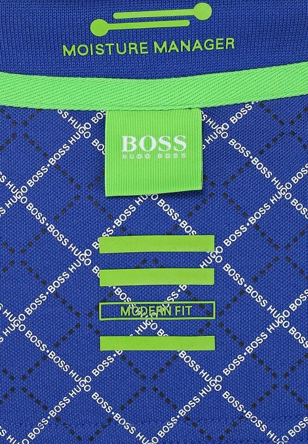 Мужские поло Boss Green 50260312: изображение 12