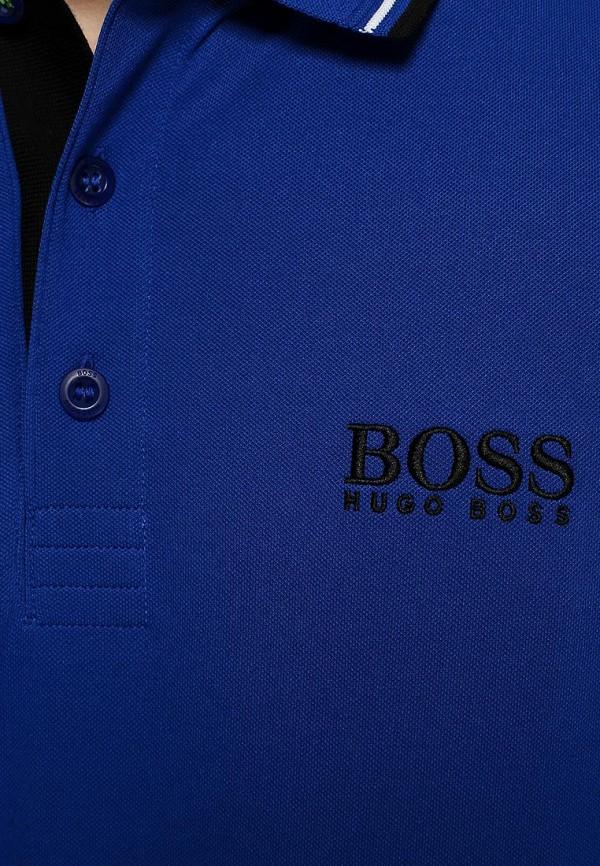 Мужские поло Boss Green 50260312: изображение 23