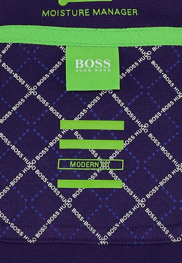 Мужские поло Boss Green 50260312: изображение 2