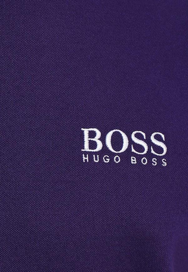 Мужские поло Boss Green 50260312: изображение 6