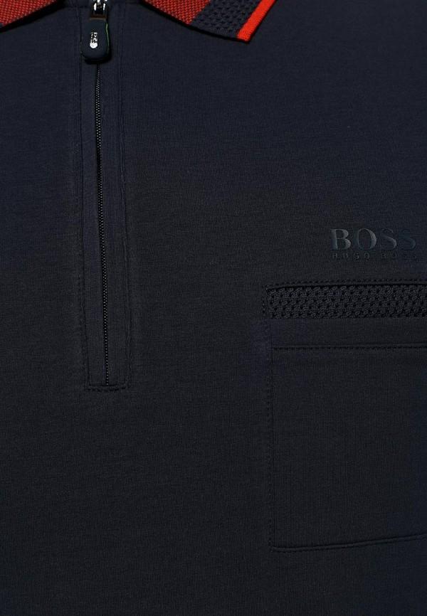 Мужские поло Boss Green 50271868: изображение 11