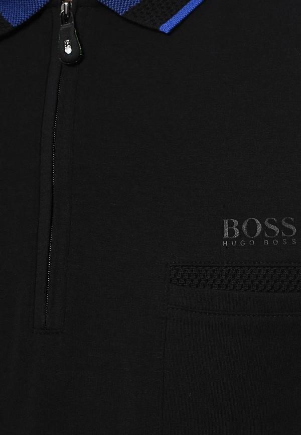 Мужские поло Boss Green 50271868: изображение 6