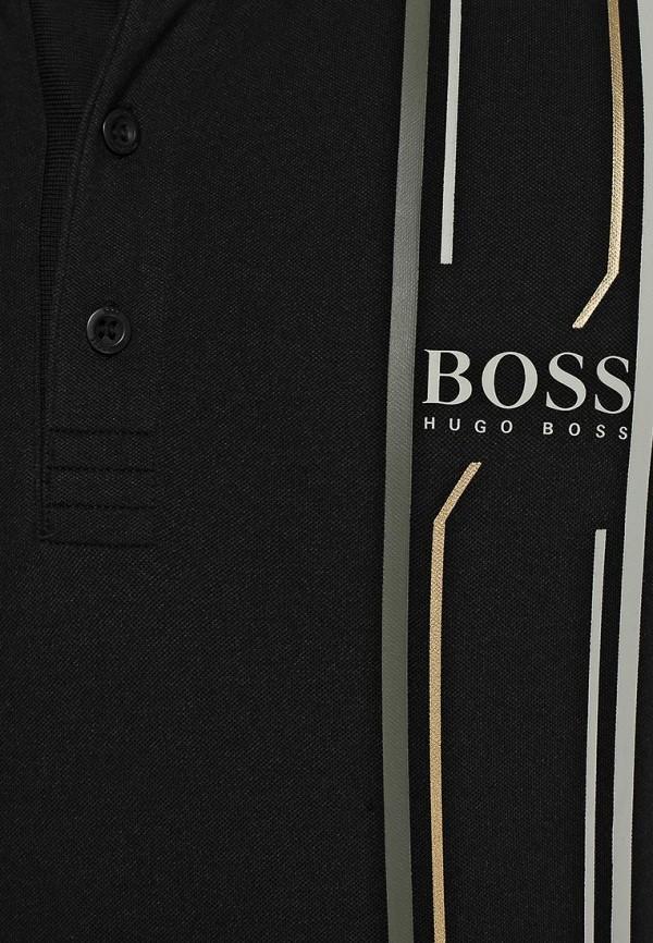 Мужские поло Boss Green 50272672: изображение 11