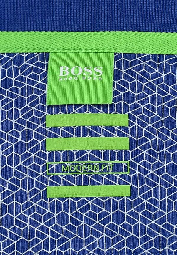 Мужские поло Boss Green 50271034: изображение 3