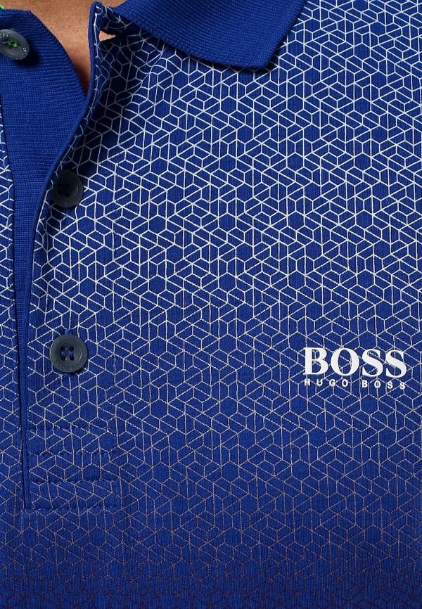 Мужские поло Boss Green 50271034: изображение 7