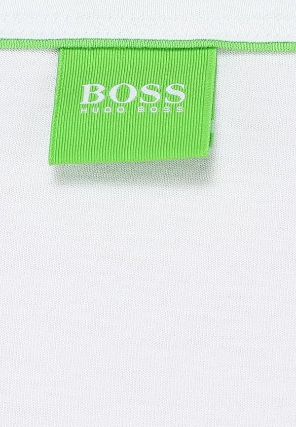 Футболка с коротким рукавом Boss Green 50245195: изображение 3