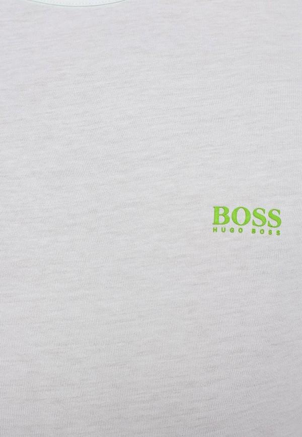 Футболка с коротким рукавом Boss Green 50245195: изображение 11
