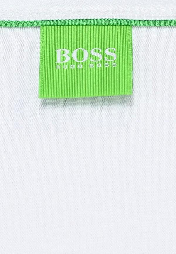 Футболка с коротким рукавом Boss Green 50236203: изображение 4