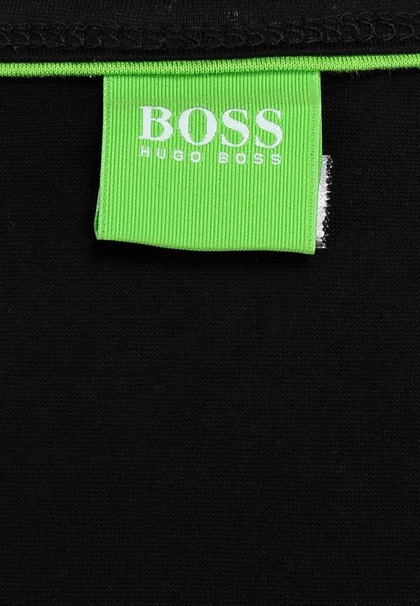 Футболка с надписями Boss Green 50271283: изображение 3