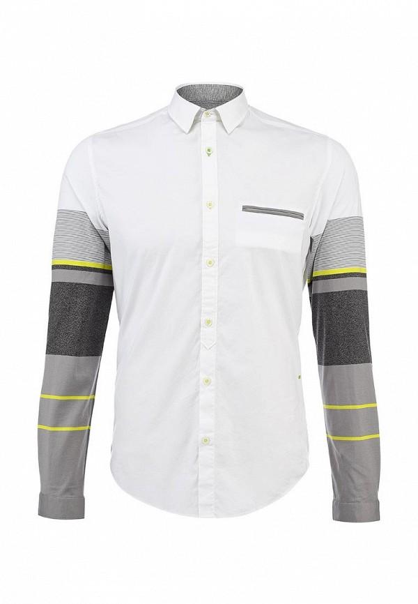 Рубашка с длинным рукавом Boss Green 50276555: изображение 1