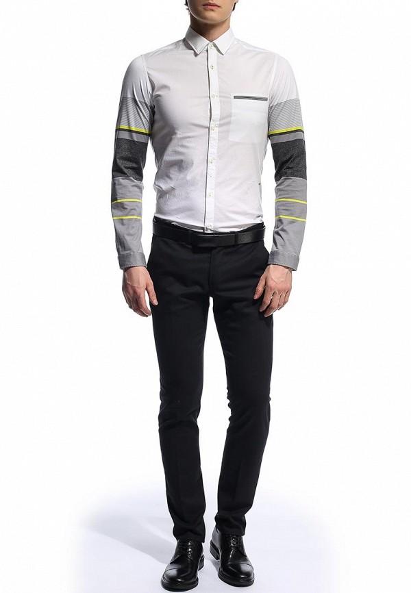 Рубашка с длинным рукавом Boss Green 50276555: изображение 4