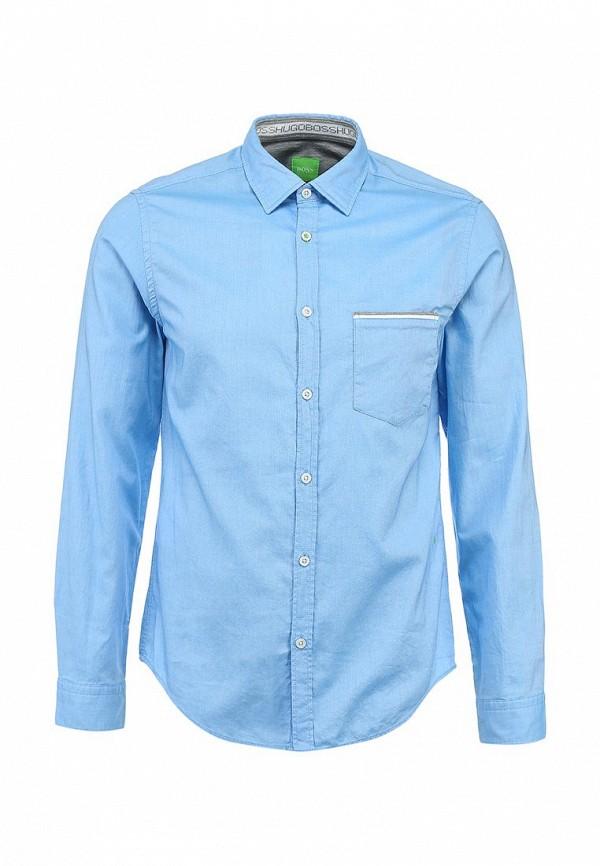 Рубашка с длинным рукавом Boss Green 50276551: изображение 1