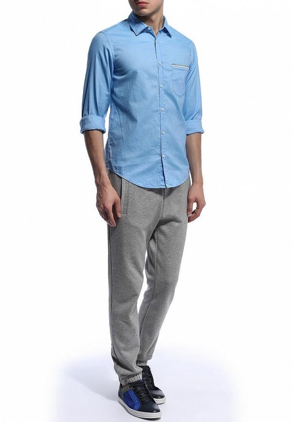 Рубашка с длинным рукавом Boss Green 50276551: изображение 5
