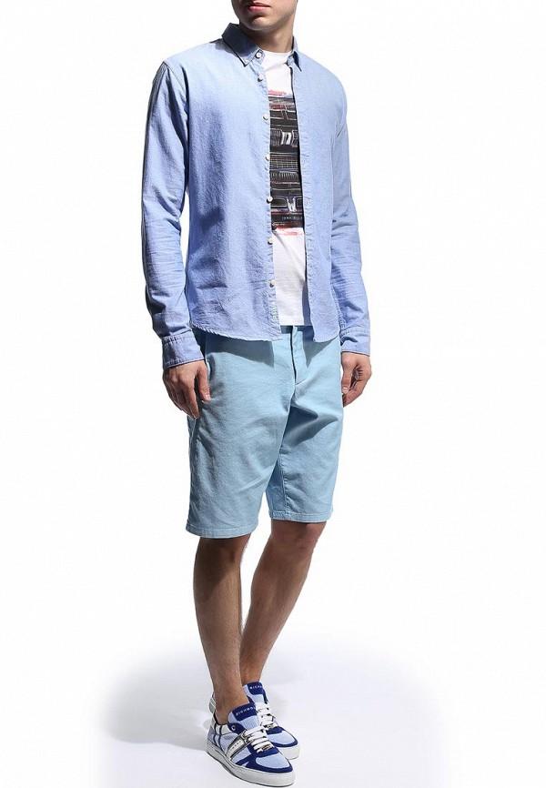 Мужские повседневные шорты Boss Green 50276202: изображение 4