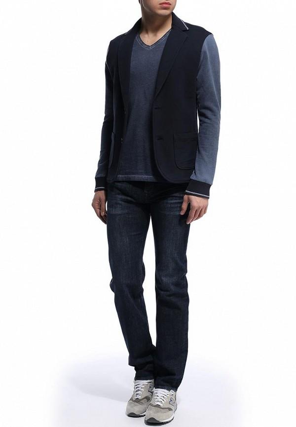 Мужские прямые джинсы Boss Green 50276407: изображение 2
