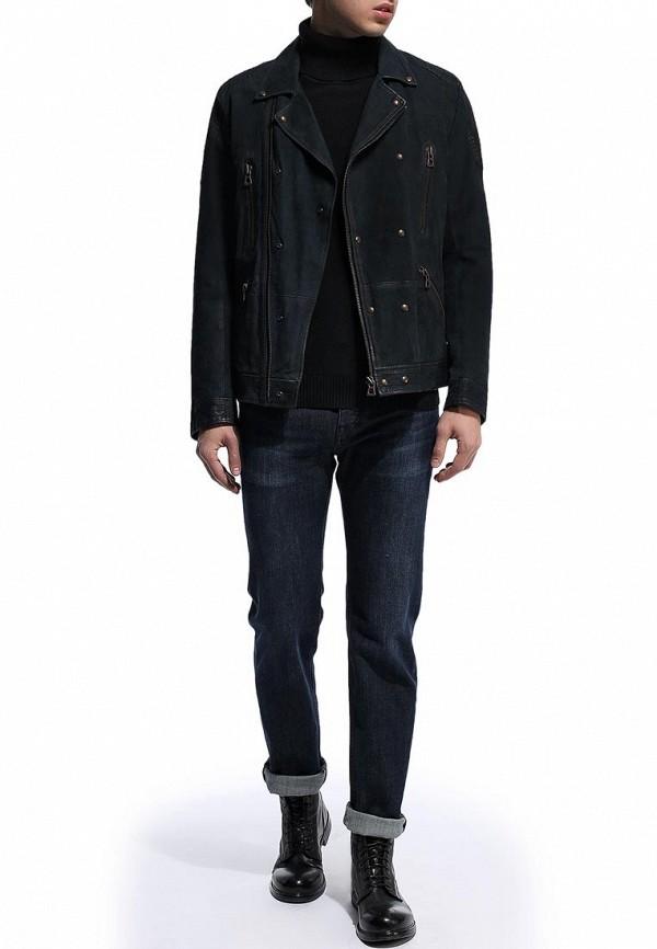 Мужские прямые джинсы Boss Green 50276407: изображение 4