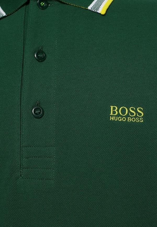 Мужские поло Boss Green 50198254: изображение 13