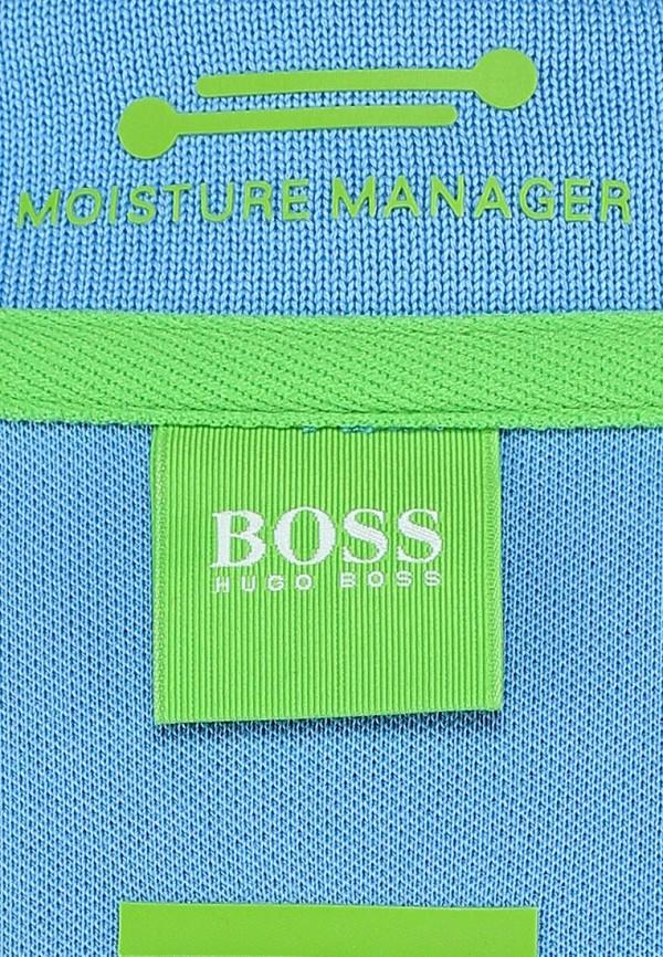 Мужские поло Boss Green 50277260: изображение 3