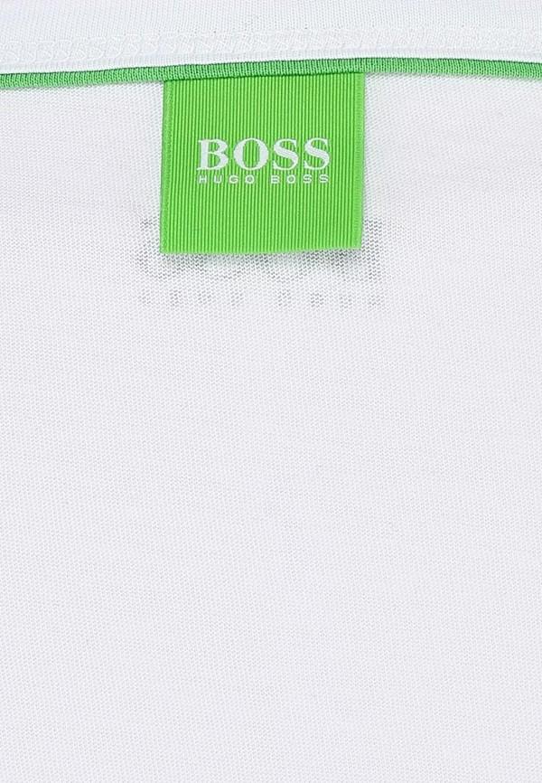 Футболка с коротким рукавом Boss Green 50284496: изображение 2