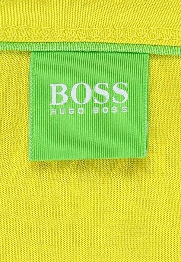 Футболка с надписями Boss Green 50277778: изображение 2