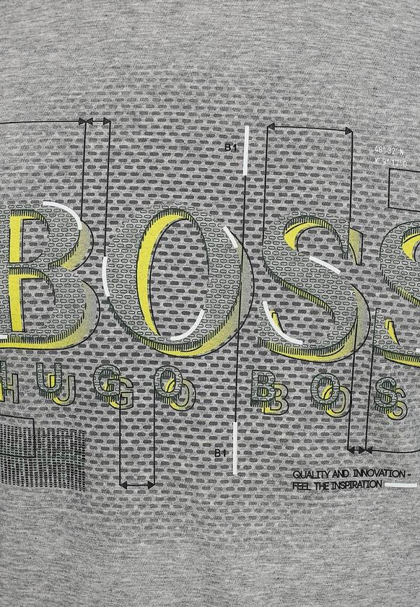 Футболка с длинным рукавом Boss Green 50276628: изображение 6