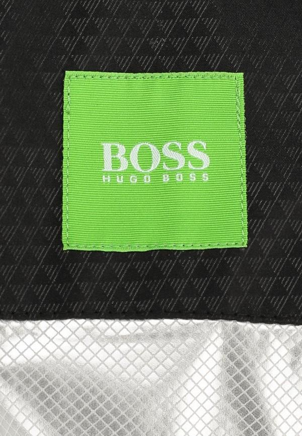 Кожаная куртка Boss Green 50282558: изображение 3