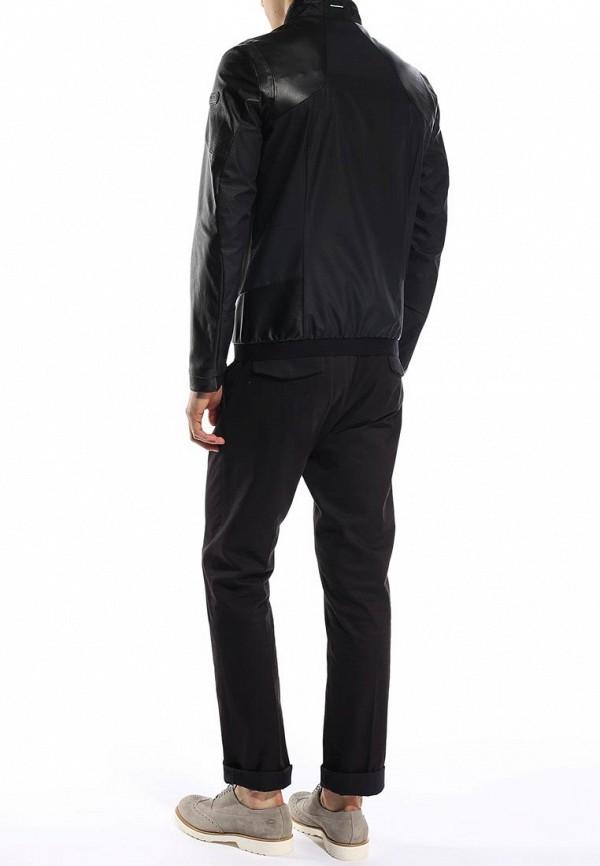 Кожаная куртка Boss Green 50282558: изображение 5