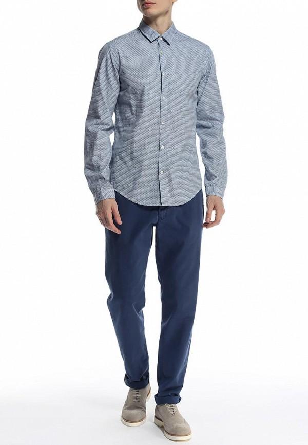 Рубашка с длинным рукавом Boss Green 50282844: изображение 3